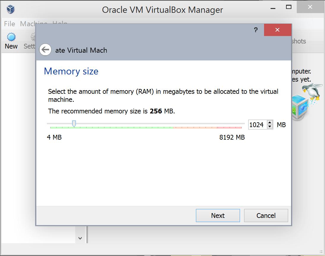 how to create a dvd drive in virtualbox vm